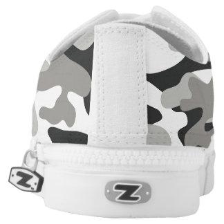 De zwart-witte Schoenen van de Camouflage