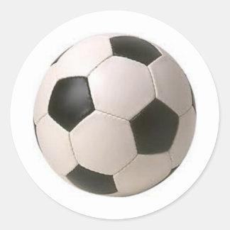 Voetbal bal artikelen voor crafts en hobbies zoals naaien knutselen decoratie en quilten - Sterke witte werpen en de bal ...