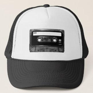 De zwarte Band van de Cassette van het Etiket Trucker Pet