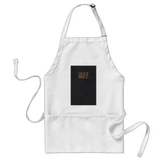 De zwarte Dekking van de Bijbel van het Leer Heili Schorten