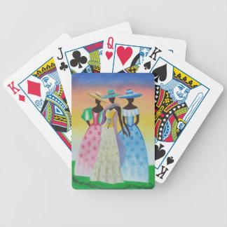 De zwarte is Mooie Speelkaarten Poker Kaarten