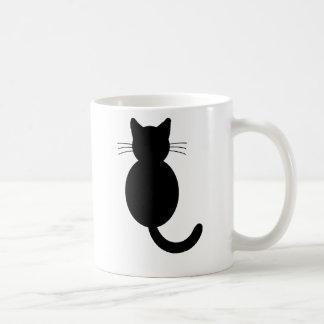 De zwarte Mok van de Kat