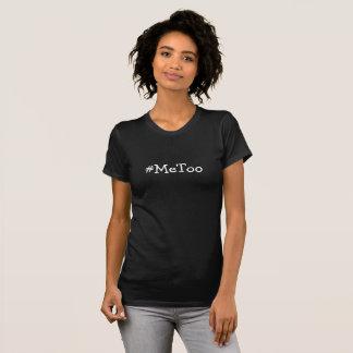 De Zwarte Solidariteit van #MeToo om Misbruik T Shirt