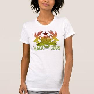 De zwarte Sterren van Ghana T Shirt