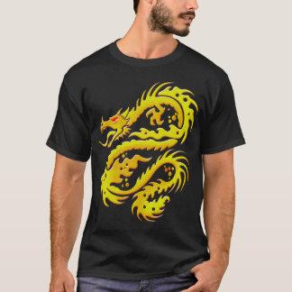De Zwarte T-shirt van de Macht van de draak