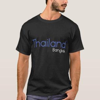 De Zwarte T-shirt van Thailand Bangkok