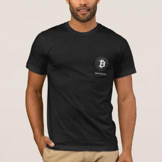 De Zwarte van Bitcoin T Shirt