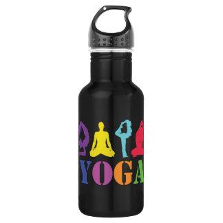 De Zwarte van de Fles van de yoga