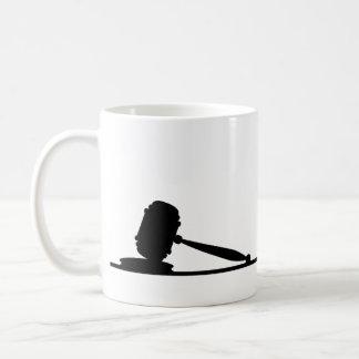 De zwarte & Witte Naam van de Douane van de Koffiemok