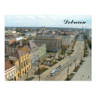 Debrecen Briefkaart