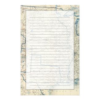 Dec 1860 van de V.S. Briefpapier