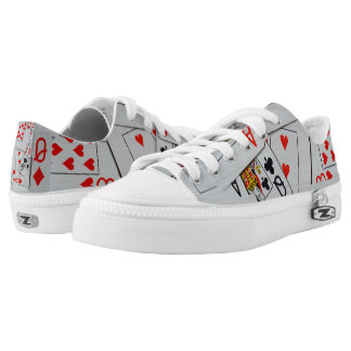 Deck_Of_Playing_Cards, Low Top Schoenen