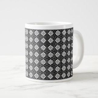 Decoratief Vierkant Grote Koffiekop