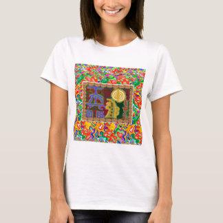 Decoratieve Art. van de Symbolen van Reiki het T Shirt