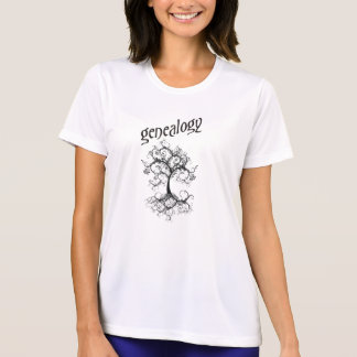 Decoratieve genealogie - t shirts
