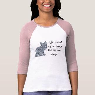 Deed Mijn Echtgenoot van de hand T Shirt