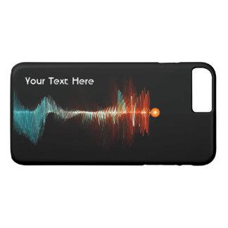 Deeltje-golf Dualiteit iPhone 8/7 Plus Hoesje