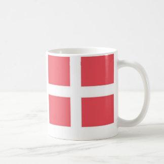 Deense Vlaggen Koffiemok