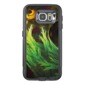 DeepDream van een Zeewier van de Langzaam OtterBox Samsung Galaxy S6 Hoesje