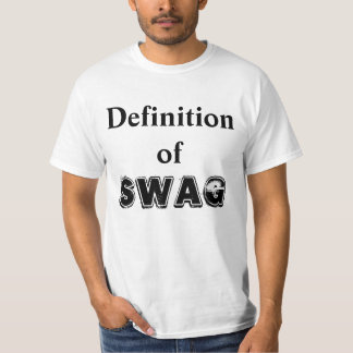 DEFINITIE VAN SWAG T SHIRT