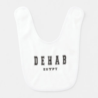 Dehab Egypte Baby Slabbetjes