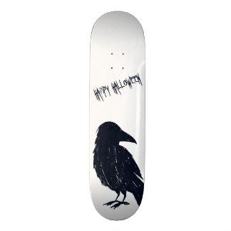 Dek van het Skateboard van het Silhouet van de