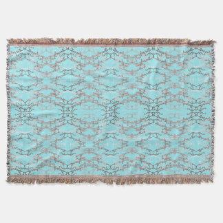 dekking blauw deken