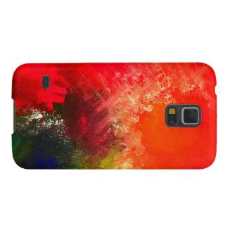 Dekking van de Telefoon van de Melkweg van Samsung Hoesjes Voor Galaxy S5