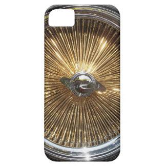 Dekking van Smartphone van de Wielen van de Draad Barely There iPhone 5 Hoesje