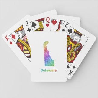 Delaware Pokerkaarten