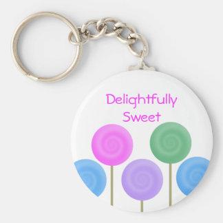 Delightfully Zoet Collectie Sleutelhanger