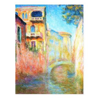 DellaBegroeting Claude Monet van Rio Briefkaart