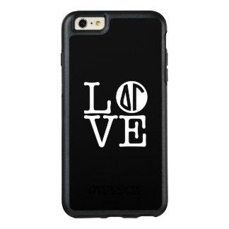 Delta Gamma's | Liefde OtterBox iPhone 6/6s Plus Hoesje