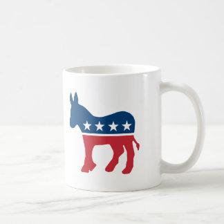 Democratische Ezel Koffiemok