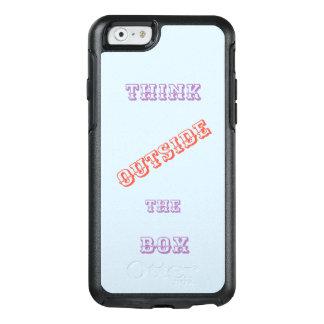 Denk buiten de Doos OtterBox iPhone 6/6s Hoesje