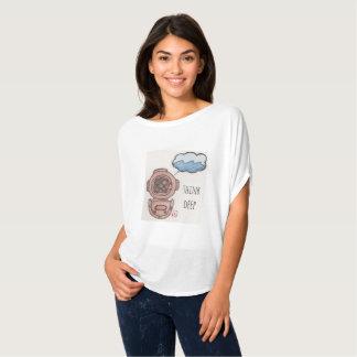 Denk Diep Overhemd T Shirt