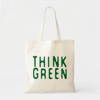 Denk Groen Draagtas