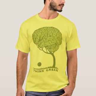 Denk Groen T Shirt