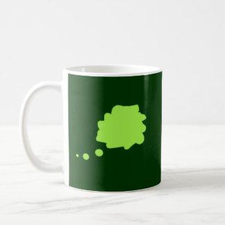 Denk Groene mok