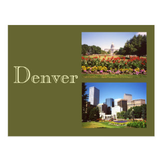 Denver Briefkaart