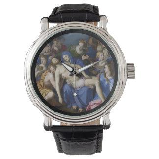 Deposito van Christus aan Graf Horloge