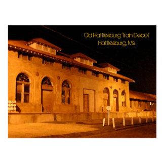 Depot Hattiesbur… Briefkaart