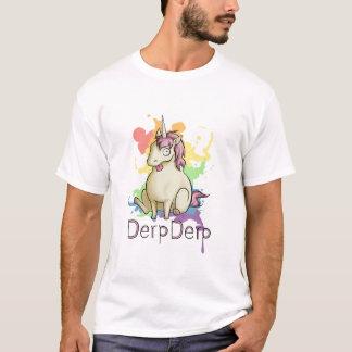Derpderp de Eenhoorn T Shirt