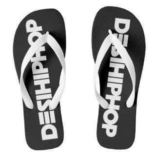 Desi Hip Hop Sandals Teenslippers