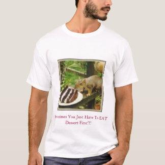 Dessert T Shirt