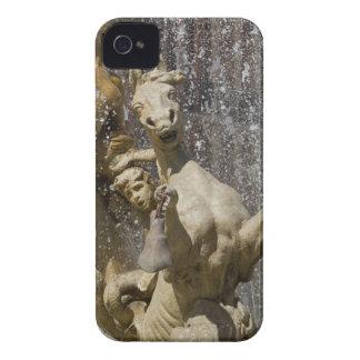 Detail van Fontana d'Artemide, Ortigia iPhone 4 Hoesje