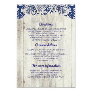 Details van het Huwelijk van het Strand van het Kaart