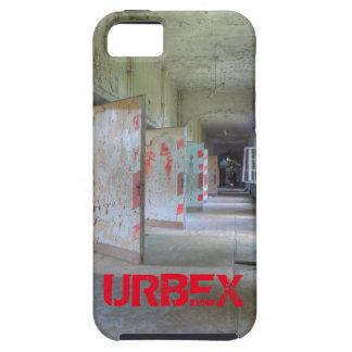 Deuren en Gangen 02.1, URBEX, Beelitz Tough iPhone 5 Hoesje