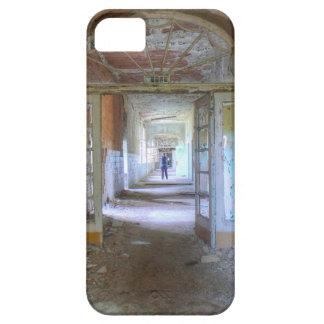 Deuren en Gangen 03.0, Verloren Plaatsen, Beelitz Barely There iPhone 5 Hoesje