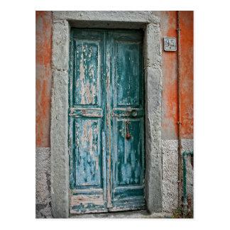Deuren van Italië - Cinque Terre - Briefkaart